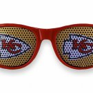 SWW21166SG - THE KANSAS CITY CHIEFS  LOGO RED SUNGLASSES