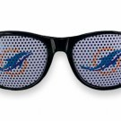 SWW20919SG - THE MIAMI DOLPHINS  OFFICIAL LOGO BLACK SUNGLASSES