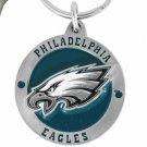 SWW17725KC - PHILADELPHIA EAGLES KEY CHAIN