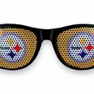 "SWW20818SG - THE PITTSBURGH STEELERS  ""STEELERS"" LOGO BLACK SUNGLASSES"
