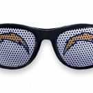 SWW20918SG - THE SAN DIEGO CHARGERS  OFFICIAL LOGO NAVY SUNGLASSES