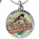 SWW16853KC - BALTIMORE ORIOLES KEY CHAIN