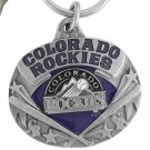 SWW16859KC - COLORADO ROCKIES KEY CHAIN