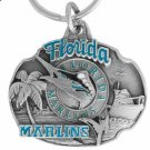 SWW16737KC - FLORIDA MARLINS KEY CHAIN