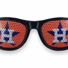 "SWW20820SG - THE HOUSTON ASTROS  ""H-STAR"" LOGO NAVY SUNGLASSES"