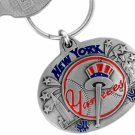 SWW15763KC - NEW YORK YANKEES KEY CHAIN