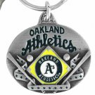 SWW16776KC - OAKLAND ATHLETICS KEY CHAIN