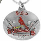 SWW16857KC - ST. LOUIS CARDINALS KEY CHAIN