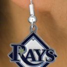 SWW15800E - TAMPA BAY RAYS EARRINGS
