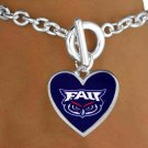 "SWW13971B - LICENSED FLORIDA ATLANTIC UNIVERSITY ""OWLS BRACELET"