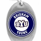 SWW15684KC - LICENSED BRIGHAM YOUNG UNIVERSITY VIKINGS KEY CHAIN
