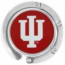 SWW17196BH - INDIANA  UNIVERSITY LOGO PURSE  HOLDER