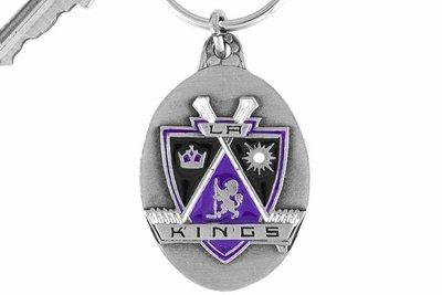 SWW14956KC - LOS ANGELES KINGS LOGO KEY CHAIN