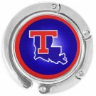"SWW17784BH - LOUISIANA TECH UNIVERSITY ""BULLDOGS"" LOGO PURSE HOLDER"