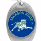 SWW15291KC - LICENSED JACKSON STATE UNIVERSITY TIGERS KEY CHAIN