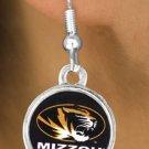 "SWW12956E - LICENSED UNIVERSITY OF MISSOURI TIGERS ""MIZZOU"" MASCOT EARRINGS"