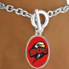 "SWW16983B - LICENSED SOUTHERN UTAH UNIVERSITY ""THUNDERBIRDS"" BRACELET"