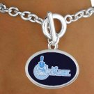 "SWW20235B - THE CITADEL MILITARY  COLLEGE ""BULLDOGS"" LOGO BRACELET"