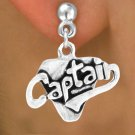 "SWW353SE - ""CAPTAIN"" & EARRINGS"