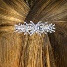 SWW9970HJ - GENUINE AUSTRIAN CRYSTAL HAIR CLIP