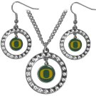 NCAA Rhinestone Jewelry Set - SWAZC