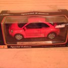 1998 Volkswagen VW Red Beetle 1:18 Scale Diecast Model by Maisto
