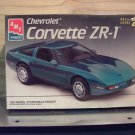 AMT 1990s Chevrolet Corvette ZR1 Model Kit Sealed in Box