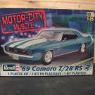 Revell 1969 Chevrolet Camaro Z/28 RS Model Kit Sealed in Box