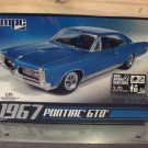 MPC 1967 Pontiac GTO 1/25 Scale Model Kit MPC710