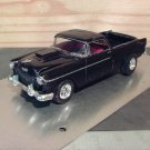 1955 Chevrolet Nomad Pickup 1/25 Scale Model in Black
