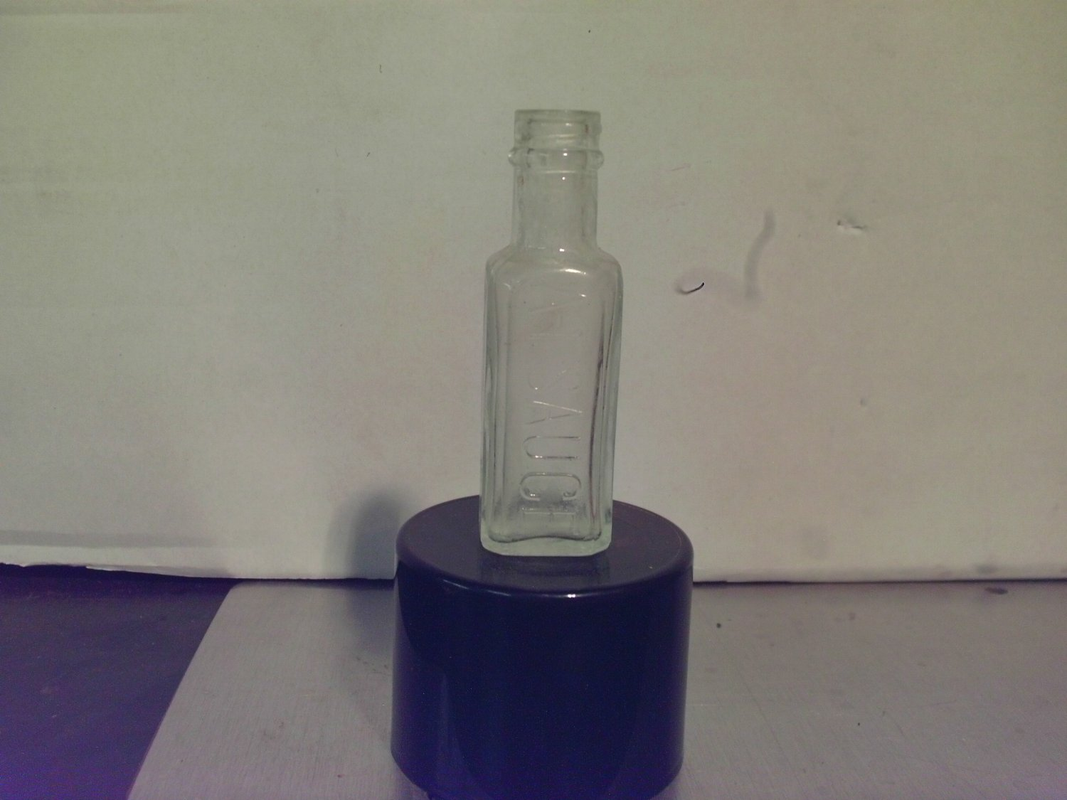 Small A1 Sauce Bottle