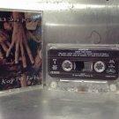Bon Jovi - Keep The Faith Cassette Tape A1-34