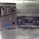 Cutting Crew - Broadcast Cassette Tape A1-68