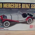 Lindberg 1929 Mercedes Benz SSK Model Kit in 1/24 scale - 72326