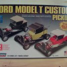 Lindberg Ford Model T Custom Pickup Model Kit in 1/24 scale - 72334