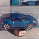 2017 Maisto 1:64 2009 Nissan 370Z in Blue Carded
