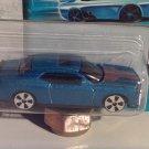 2017 Maisto 1:64 2008 Dodge Challenger SRT8 in Blue Carded
