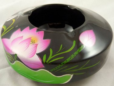 art deco BEAUTIFUL DECORATIVE rare woman cigar ashtray ashtrays ash trays tray a
