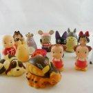 totoro Plush Anime ghibli studio my neighbor toy figure Miyazaki finger Doll hot