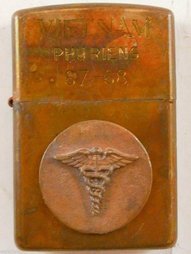 Vietnam War vintage cigarette cigarettes lighter lighters case 67 68 W H O LOGO