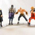 naruto figure figures set shippuden anime shonen jump Uzumaki Uchiha Sasuke hot