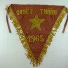 vietnam war BATTLE usaf scarf OLD flag flags viet cong VIETCONG car RARE pavn vc