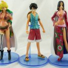 one piece boa luffy figure LIMITED FIGUARTS JAPAN COLLECTION BOX NEW world hot