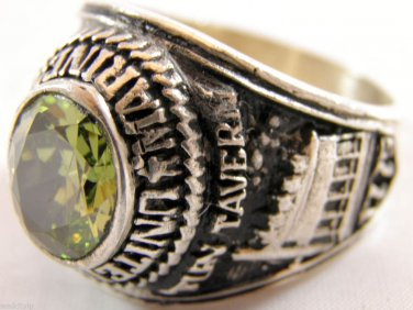 ring vietnam era military war gear collectibles SIZE 13 us army rare hot a