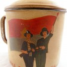 vietnam viet nam cong VIETCONG war us mug era cup rare hot 1966 1 ONE SET VC F
