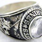 ring vietnam era military war gear collectibles SIZE 11.5 White Marine United S