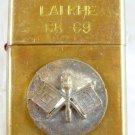 Vietnam War vintage cigarette cigarettes lighter lighters case 68 69 FLAG FIRE 3