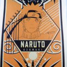 Naruto Poster Anime Art Print Wall Uzumaki 12x16 Picture Japan rough paper hot a