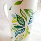 Coffee Starbucks Vine Mug Cup Leaf 16Oz 16 oz Green Trimmed W Leaves 2015 new a