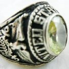 ring vietnam era military war gear collectibles SIZE 9.5 U.S. Navy United States